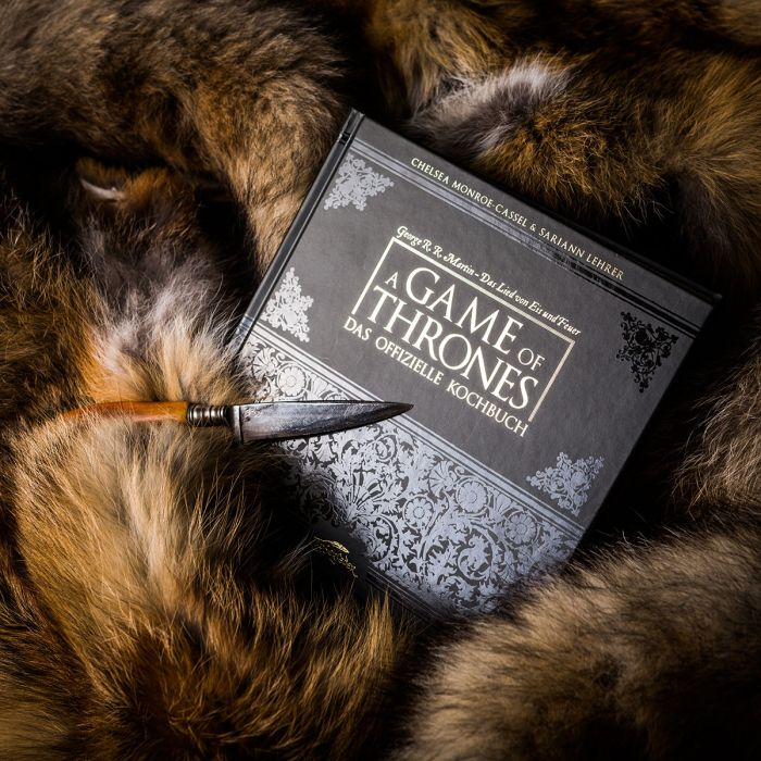 """""""Game of Thrones Backbuch"""""""